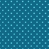 Light Polka Dots on Dark - Mix & Match Kids - Mix & Match Kids