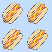 Hot dogs!!