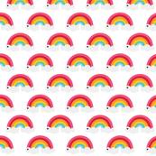 Sunny Stormy Rainbows