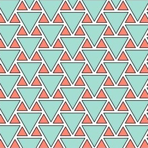 mismatched triangles