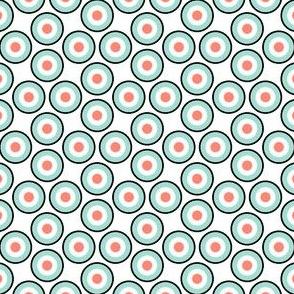 many mod dots