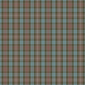 1/3 scale Fraser weathered tartan