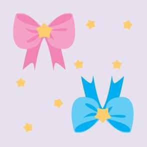 Magical Bow Fabric