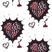 hearts and kisses 11