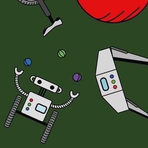 Robocirque Green