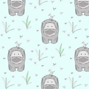 hippo mint
