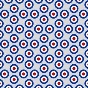 many mod dots - nationalistic