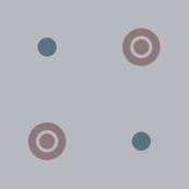 Zakka Minis Dots & Circles - CW5