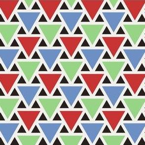 triangle 2:1 - fifties