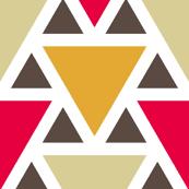 triangle 2:1 - retro kitchen