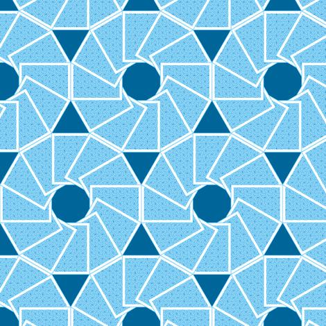 pick a card - blue backs