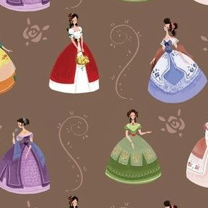 Latinoamerican Dresses