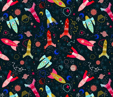 Rockets - by Andrea Lauren
