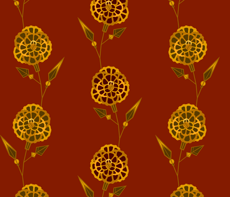 Steampunk Valentine, Clockwork Flower