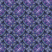 Blue Hyacinth Pattern