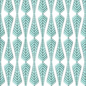 tiki leaves green