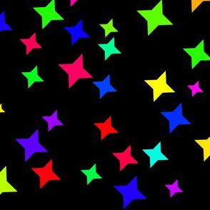 Fabulous Four-point Sparkles