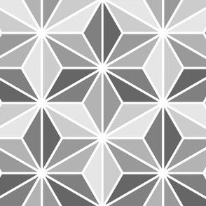 obtuse isosceles triangles 3i - greyscale