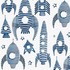 Blue Rockets