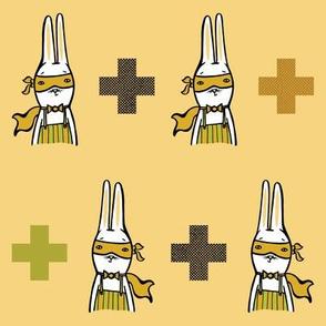 Super Hero Bunny