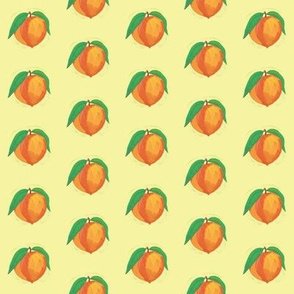Fruit Salad - Small Peaches