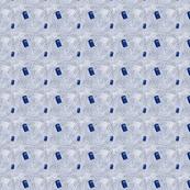 Police Box Geometric Grey Extra Small