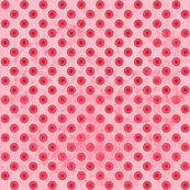 Pink dots basic textured