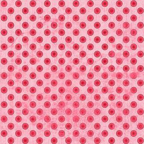 Pink dots basic textured