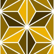 obtuse isosceles triangles 3i - ochre