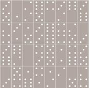 Domino Universe (Gray)