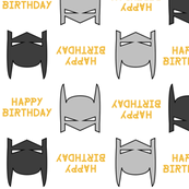 Happy Birthday Hero