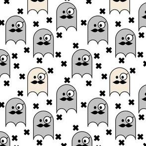 Cute Nerdy Ghost