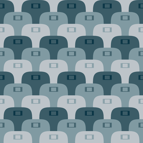 film noir movie cinema seats