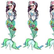 mermaid easy-sew
