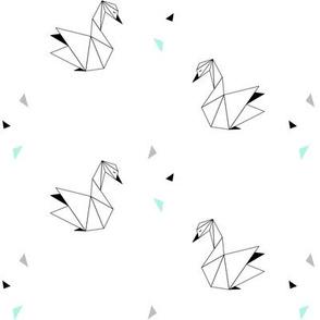 Swans Mint