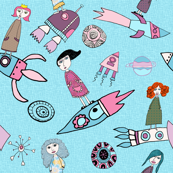 Girls In Space