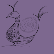 Sassy Bohemian Birds