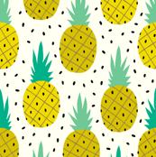 Pineapple summer fresh