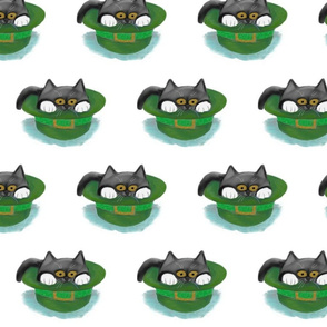 Tuxedo_Kitten_in_Leprechaun_s_Hat_-_Spoonflower