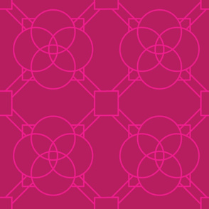 Pink Latice