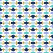 Sparkle & Prep (Blue Sapphire)