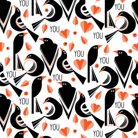 blackbirds and love