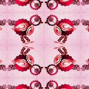 Red Cog Bird
