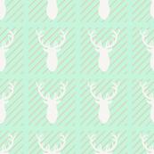 Woodland Deer Quilt
