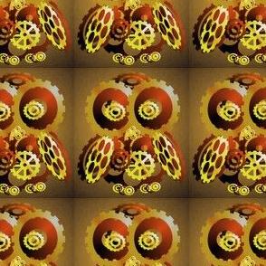Brassy Owl