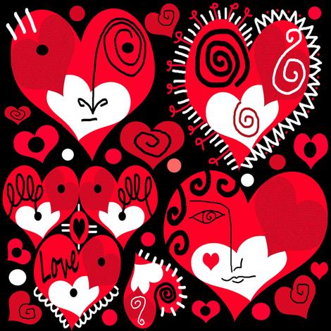 Thinking Heart....