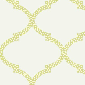 Kate Trellis in Citron Dots