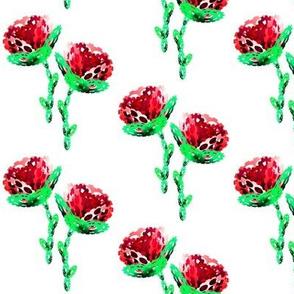 2 Cog Roses