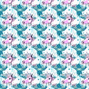 Unicorn White Diamond
