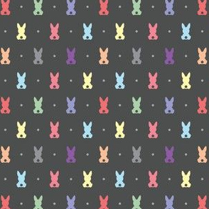 MultiColor Bunny Butts